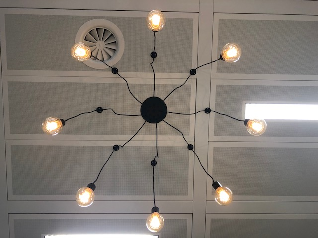 Canteen Lights