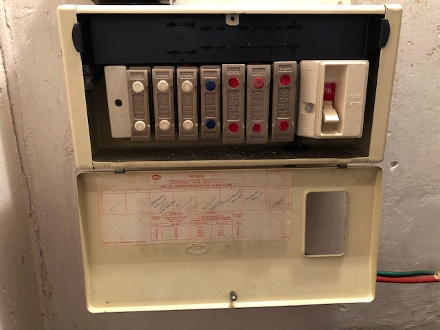 Old Fusebox